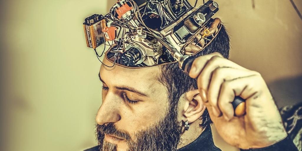 man brain power