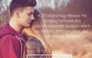 oxytocin hug