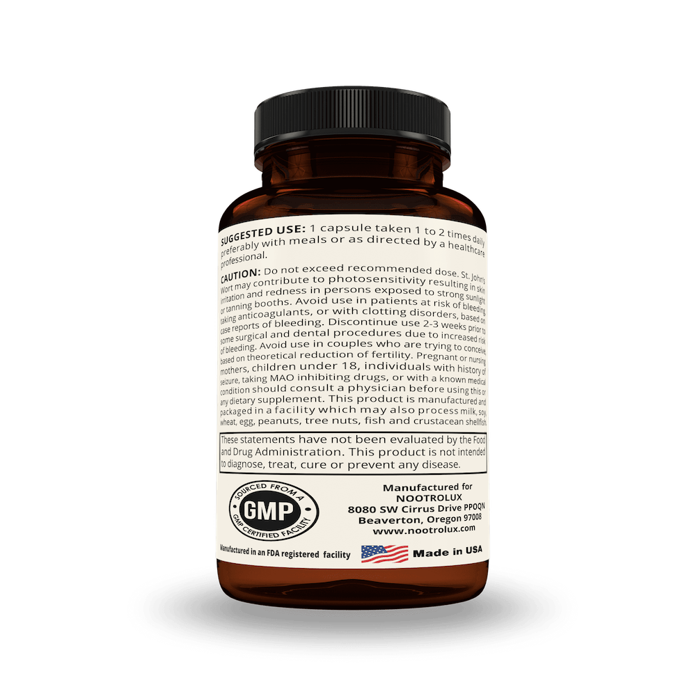 Recommended Nootropics