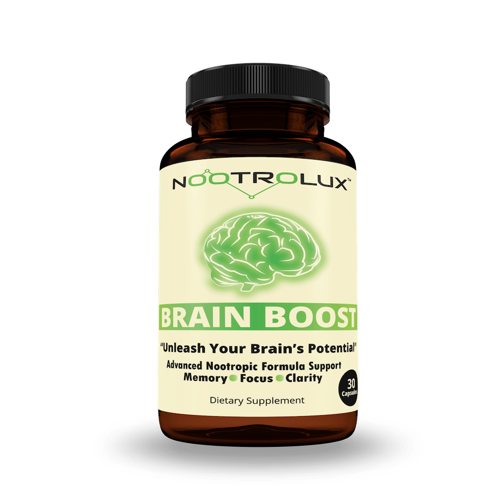 nootrolux brain boost