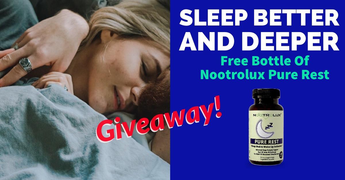 nootrolux facebook contest