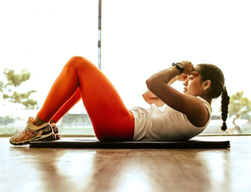 5 Tips to Help You Take Control of Your Health & Fitness